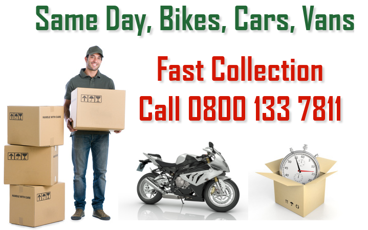 Speedy Same Day Courier – Urgent Collection and Delivery