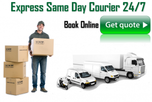 instant online courier quote from speedy same day courier