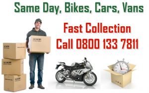 same day courier quote from speedy sameday courier