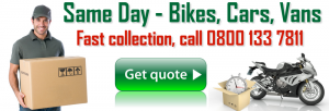 same day courier network